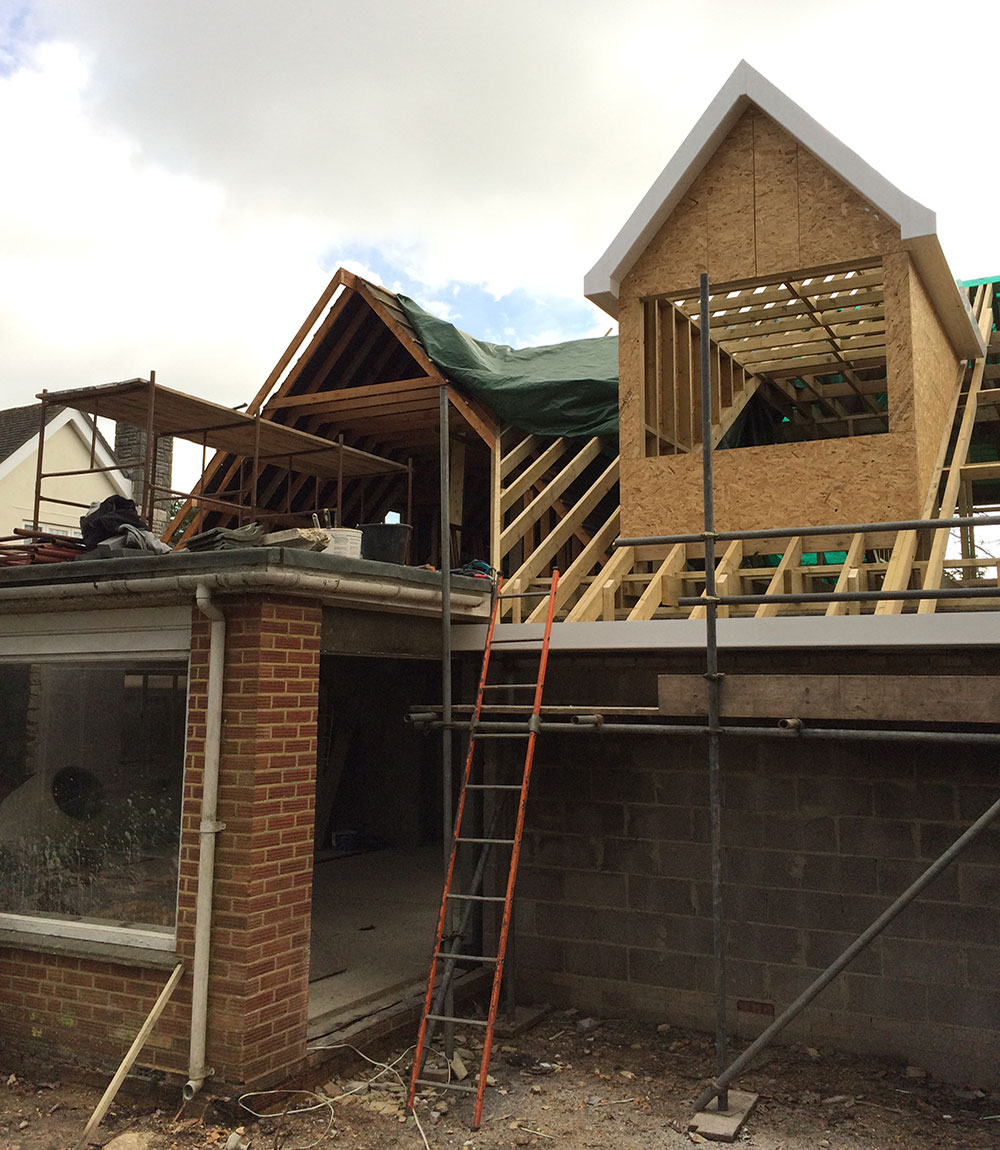 loft conversion Bournemouth