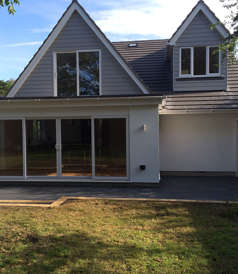 extension builder in Christchurch